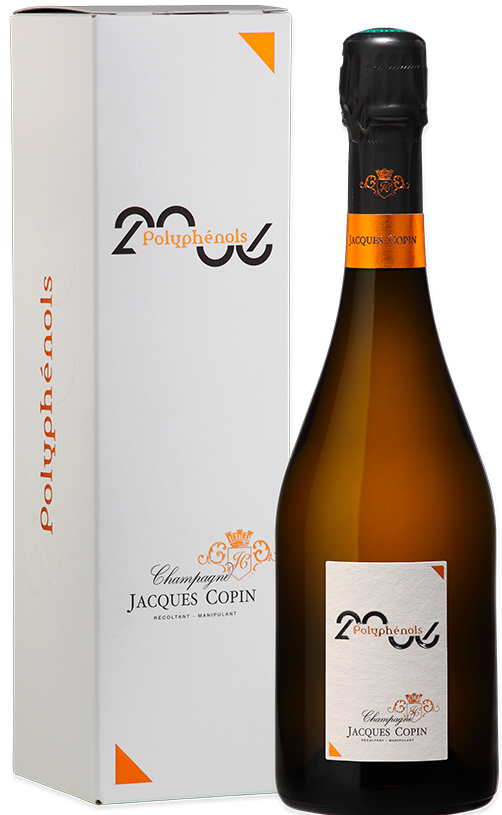 Champagne Polyphénols 2006