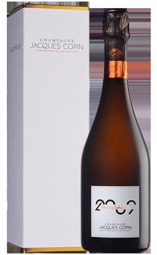 Champagne Polyphénols 2009