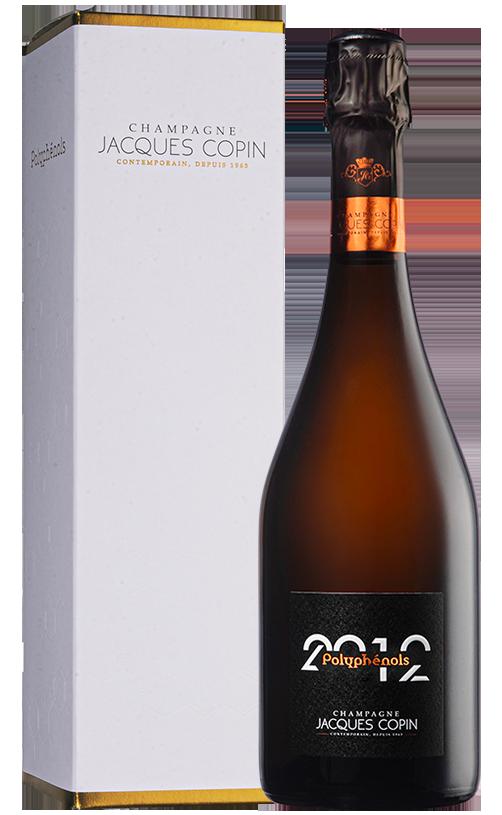 Champagne Polyphénols 2012